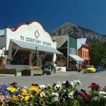 Summer in Downtown Crested Butte