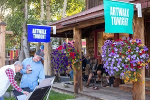 Artists of Crested Butte Artwalks